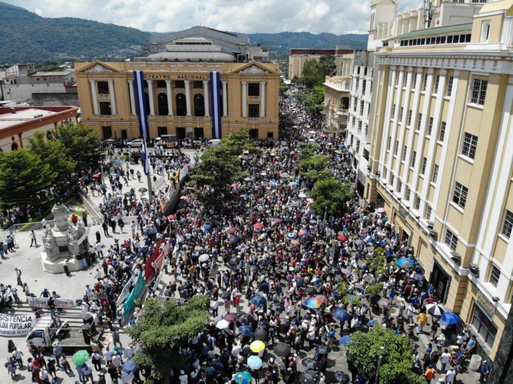 Marchas del 15 de septiembre