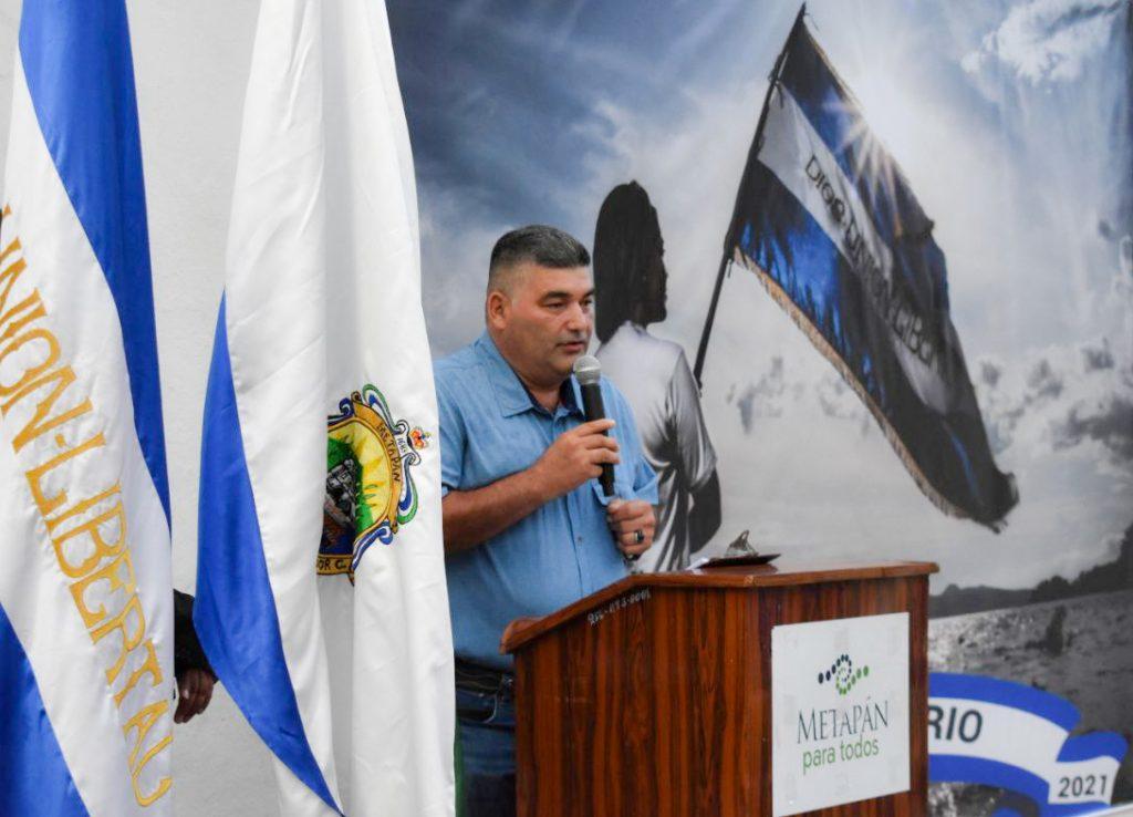 Alcalde de Metapán