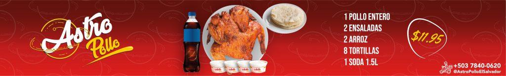 Astro pollo